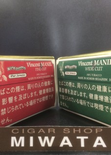 Vincent MANIL FINE CUT・WIDE CUT