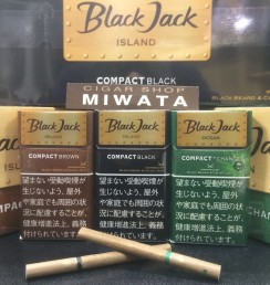 Black Jack COMPACT BLACK・COMPACT BROWN・COMPACT PLUS CHANGE