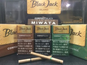 Black Jack COMPACT BLACK・COMPACT BROWN・COMPACT PLUS CHANGE
