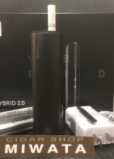 lil HYBRID INTRODUCED BY IQOS
