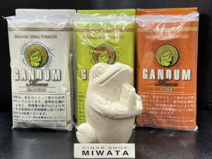 GANDUM Aroma STRAIGHT・GANDUM Aroma ORIGINAL・GANDUM Aroma CLOVE