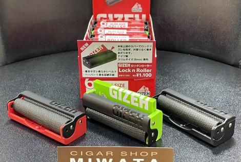 GIZEH Lock n Roller